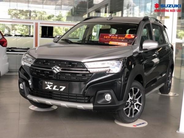So sánh điểm giống khác nhau của Suzuki XL7 và Suzuki Ertiga