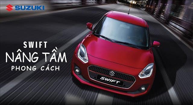 Clip giới thiệu xe Suzuki Swift